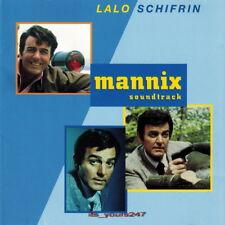 Mannix - Soundtrack   Lalo Schifrin   CD
