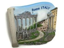 Roman Forum ROME ITALY SOUVENIR RESIN 3D FRIDGE MAGNET SOUVENIR TOURIST GIFT 018