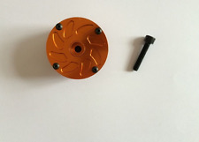 Adjustable 4 shoe clutch set Orange Fits HPI BAJA 5B 5T SS ROVAN KING MOTOR