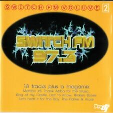 Switch FM 97.3 - Vol 2, CD, (Various artist) like new, ex music store stock