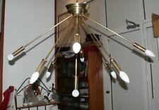 "Sputnik 9 LUCI design 60  70"" Stilnovo arredoluce arteluce gauriche meulle stile"
