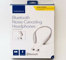 Insignia NS-CAHBTEBNC-S Wireless Noise Canceling In-Ear Headphones New:OPENBOX