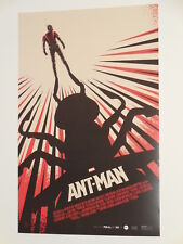 ANT-MAN - AMC - 11x17 PROMO MOVIE POSTER