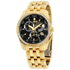 Citizen Stainless Steel Diamond-Accented Gold Tone Men's Watch BL8042-54E