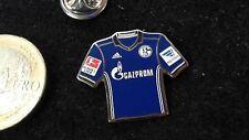 NEU: S04 Schalke 04 Trikot Pin Badge Home 2016/17 Gazprom