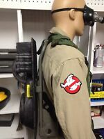 GHOSTBUSTERS COSTUME, PROTON PACK BACKPACK, Ecto Goggles, Ghost Trap,.cosplay