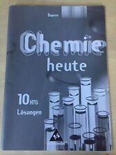 Chemie heute 10NTG Lösungen