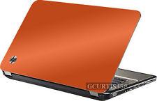 ORANGE Vinyl Lid Skin Cover Decal fits HP Pavilion G6 1000 Laptop