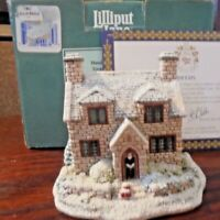 LILLIPUT LANE - 677 THE VICARAGE - LITTLEWORTH, OXFORDSHIRE. WITH BOX & DEEDS.