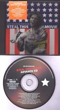 RINGO STARR on - V.A. - STEAL THIS MOVIE - MOTION PICTURE - ADVANCE-CD - USA nm.