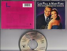 LES PAUL & MARY FORD 16 Most Requested Songs 1996 USA CD LEGACY MINT FREEPOST