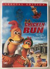 """Chicken Run Movie"" Dvd ~ Special Edition ~ Like New"