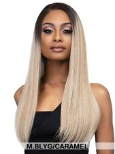 Janet Collection Melt 13x6 Frontal Part Lace Wig - BISA