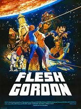 Flesh Gordon - 1974 - Movie Poster