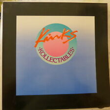 THE KINKS LP KOLLECTABLES 1984 UK VG++/VG++