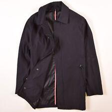 Ben Sherman Herren Mantel Jacke Coat Jacket Gr.S Sprint Schwarz, 45102