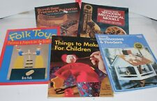 5 Books Books instruction and Ideas for projects