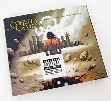 Coheed and Cambria  No World For Tomorrow CD w DVD 2 disc set 2007 Digipak