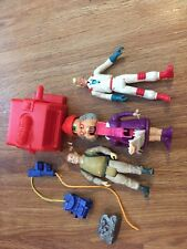 Vintage Ghostbusters Toy Lot