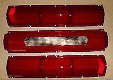 New 1966 Ford Thunderbird Set of 3 New Tail light lens lense tailamp brake