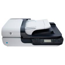 HP ScanJet N6350 L2703A Flachbett-Dokumentenscanner mit Netzwerkanschluss USB