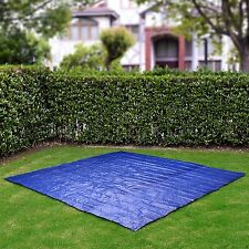PADDLING POOL GROUND CLOTH SHEET 270cm x 270cm 8ft x 8ft GARDEN PROTECTOR WATER