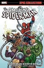 Amazing Spider-Man Epic Collection: Return of the Sinister Six (Epic Collection: