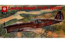 PLASTYK S136 1/72 Caudron Renault 714 C1 Cyclone