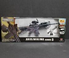 EASY MODEL 1:3 AR15/M16/M4 SERIES 3 M4 SR16 RIFLE Item No. 39113