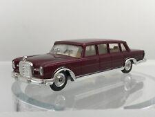 Corgi toys mercedes benz 600 pullman made in England 1/43 original no 247