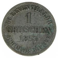 Braunschweig, 1 Groschen 1857, A43467