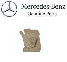NEW Mercedes-Benz R230 SL-Class All Season Beige Rubber Floor Mat Set Genuine