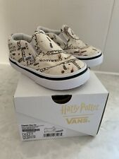 Harry Potter Vans Toddler Size 4.5 Excellent Condition