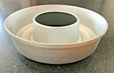 Vintage Mirro Aluminum Jello Ring Mold Cake Pan 728AM - 5 1/2 Cup Made in USA