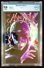 Mylo Xyloto Comics #1 CBCS 9.8 Hugot Fuentes Wraparound Cover