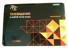Comigo Quattro Kartina TV Receiver Russian TV Player