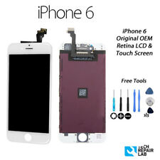 NEW Original Retina LCD & Digitiser Touch Screen Assembly FOR iPhone 6 - WHITE
