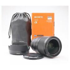Sony Zeiss Distagon Fe 1,4/35 T Innesto (SEL35F14Z) + Top (227630)