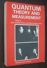 Wheeler Quantum Measurement Nobel Prize Physics Einstein von Neumann Heisenberg