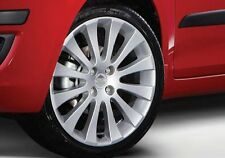 "Suzuki Genuine Swift 'Leipzig' Alloy Wheel 7Jx17"" 12-Spoke  Silver 990E0-68L75"