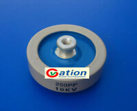 for CCG81-1 DT60 250PF 10KV 12KVA High Voltage Frequency Ceramic Capacitor