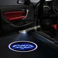 2x Wireless Car LED Door Welcome Projector Logo Batman Ghost Shadow light