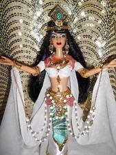 Egyptian Goddess of the Nile ~ world Barbie doll ooak custom Egypt Dakota's Song