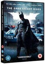 Christian Bale DVD The Dark Knight Rises DVDs & Blu-ray Discs