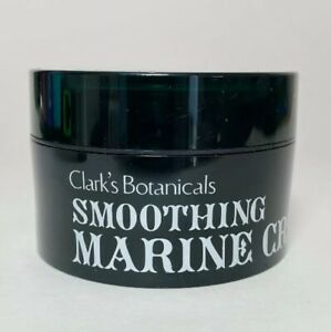 Clark's Botanicals Smoothing Marine Cream 1.7 oz / 50 mL Full Size NEW