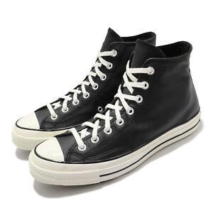 Converse Chuck Taylor All Star 70 Hi Black Egret Men Women Unisex Shoes 170369C