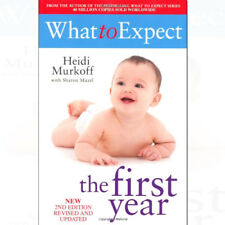 What To Expect The 1st Year Book By Heidi Murkoff