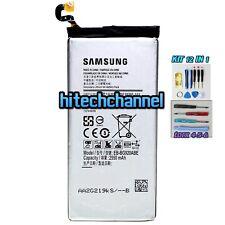 Batteria originale EB-BG920ABE Per Samsung Galaxy S6 SM-G920F da 2550mah+kit 9/1