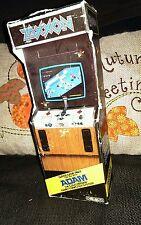 Ultra Rare ZAXXON (ColecoVision, 1982)  CIB Complete in arcade  box nes ADAM