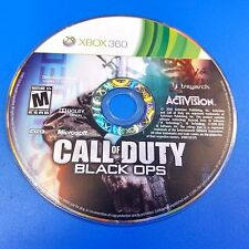 Call of Duty: Black Ops (Microsoft Xbox 360, 2011) NO CASE # 9999